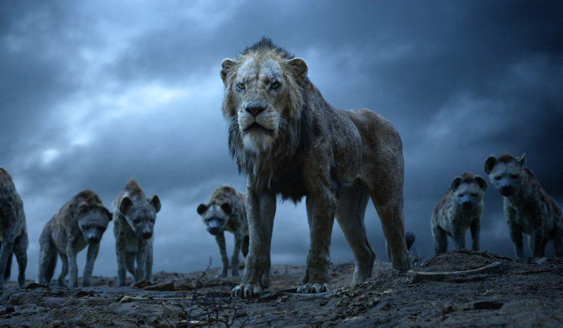 Movie review: 'Lion King' returns, but it's harder to feel the love
