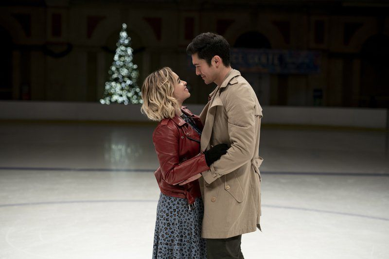 Movie review: 'Last Christmas' isn't the rom-com cliché it appears