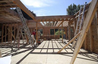 Habitat for Humanity home going up in Danvers