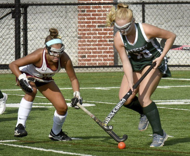Bean's hat trick leads Pentucket field hockey past Port