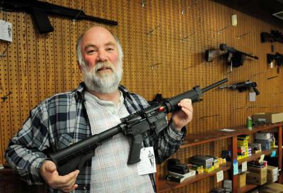 Gun sales surging locally   Local News   newburyportnews com