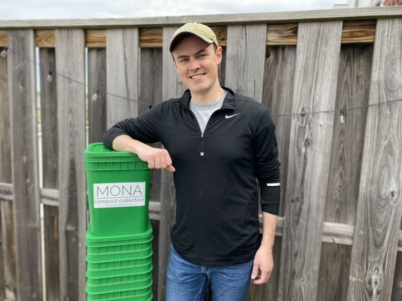 Composting startup seeks to do so much more
