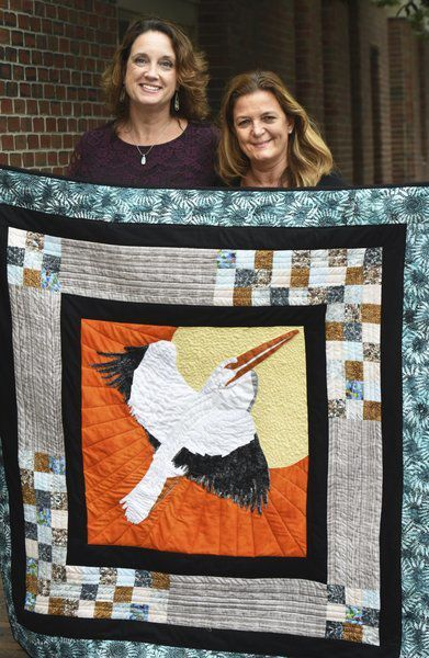Pelican Fund to debut traveling quilt at Harvest Festival