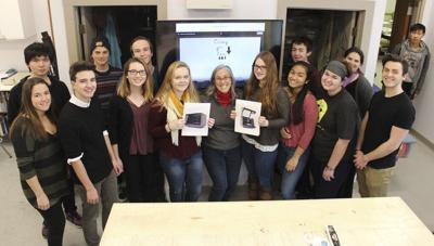 Sparhawk School wins 3D carver in contest
