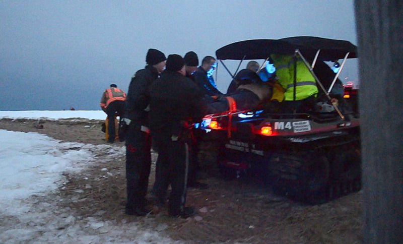 RI man dies in paragliding accident   Local News