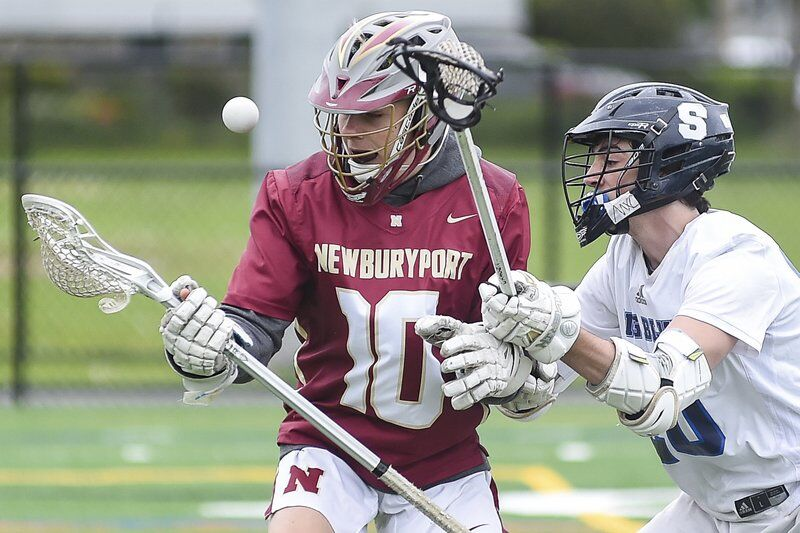 CAL Boys Lacrosse:Newburyport returns experienced squad after losing last spring to COVID
