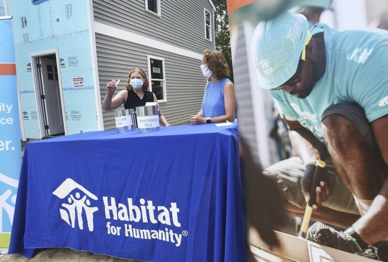 Five families win Habitat for Humanity homes in Salisbury