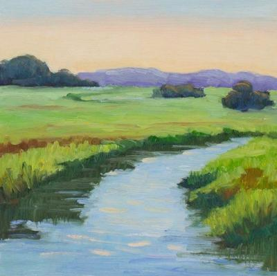 Galleryhosts artist and scientist for talk on the Great Marsh