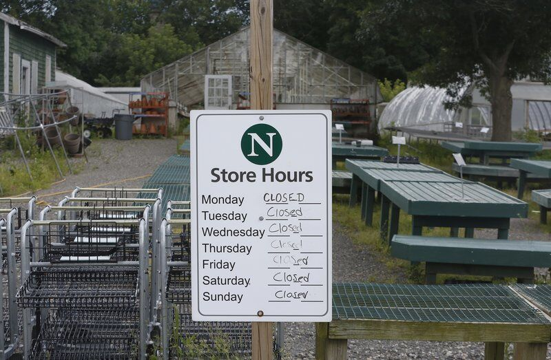 West Newbury greenhouse's closure leaves future of property in flux