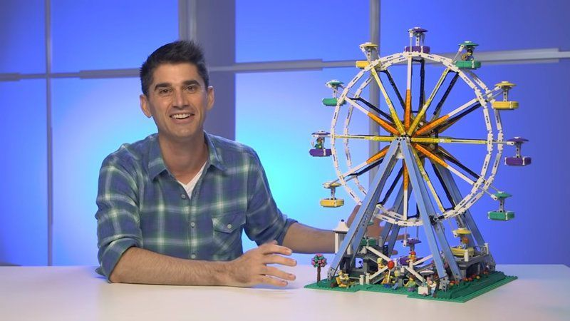 Mass. native to be judge on 'Lego Masters'