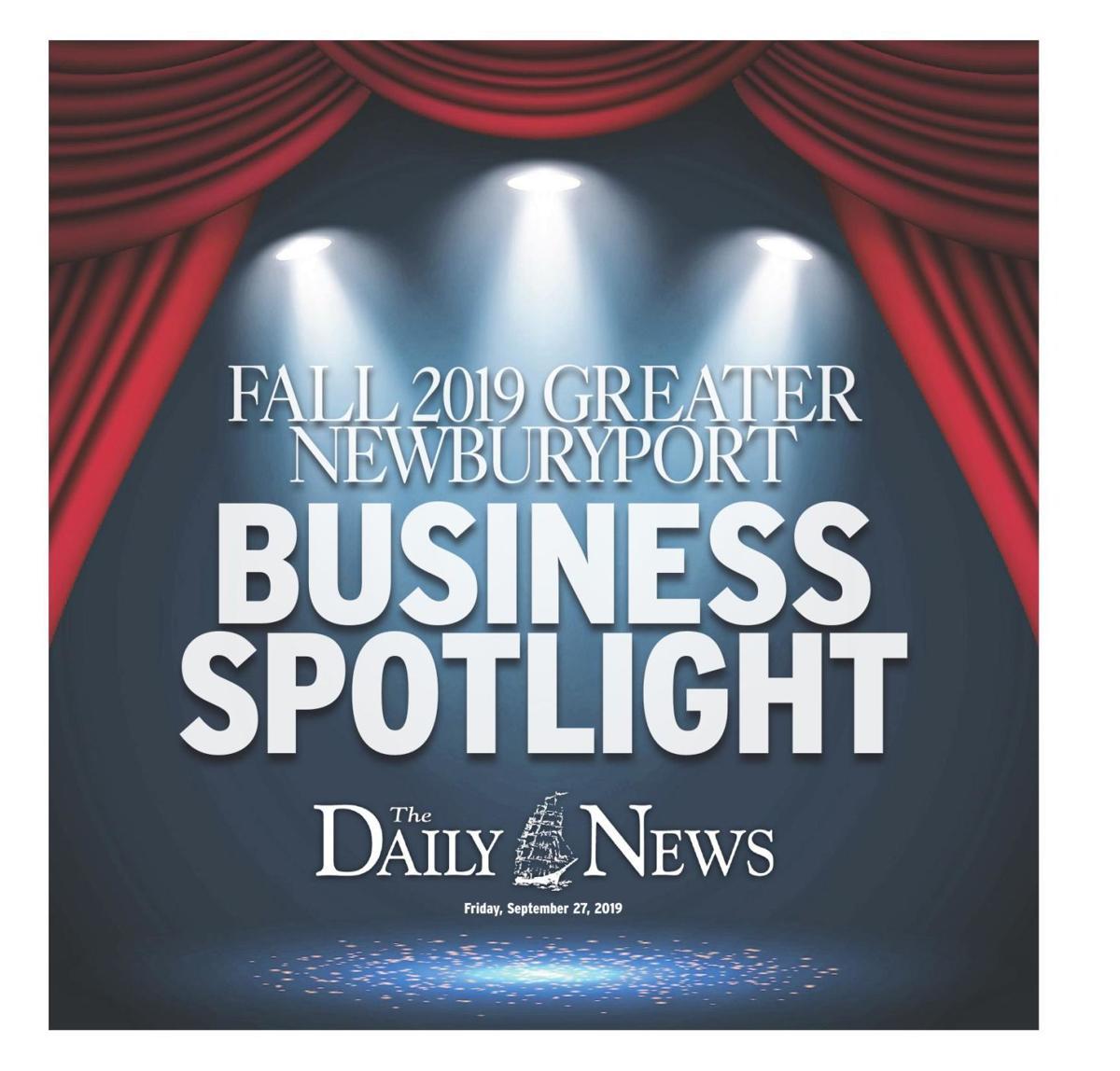 Fall 2019 Greater Newburyport Business Spotlight