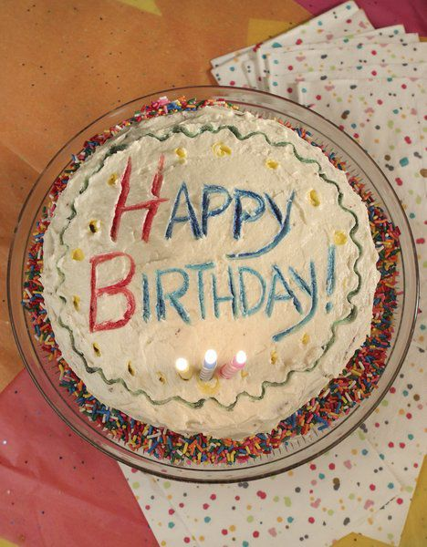 Slices of life: Serve up birthday fun with tasty homemade cakes