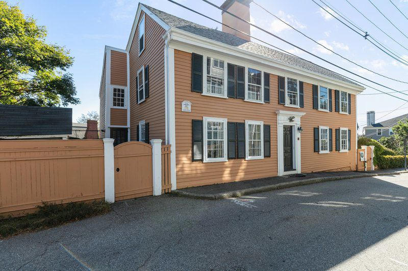 Welcome home to historic Marblehead