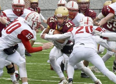 Newburyport football looking for breakthrough next fall