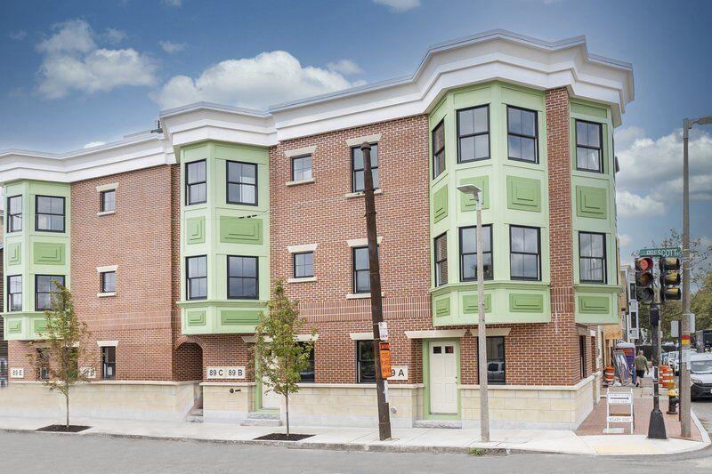 Enjoy an enviable urban lifestyle in desirable East Boston