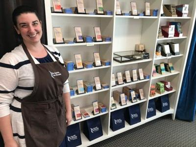 Chocolate artisans open downtown shop