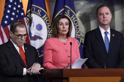 Impeachment articles now head to Senate