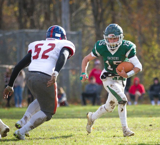 Sports in a Minute: Pentucket football's Senfleben, Joyce announce college commitments