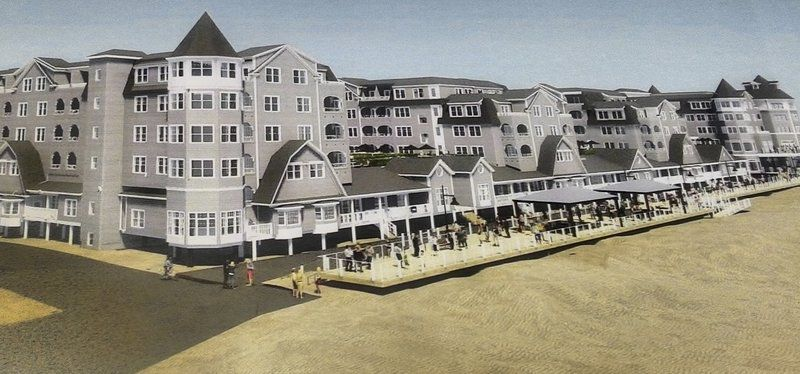 240 Unit Condo Complex Proposed For Salisbury Waterfront