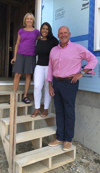 Three join Habitat for Humanity board