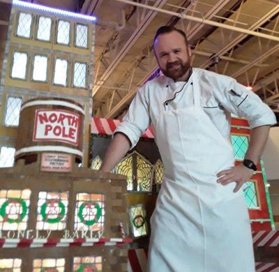 Salisbury baker featured in Food Network gingerbread competition