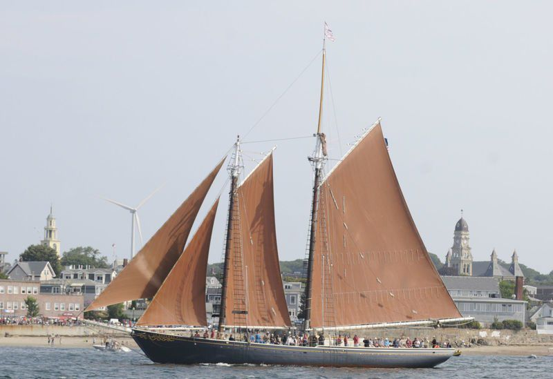 Stepping into the Age of Sail: 30 schooners to float into Gloucester for festival