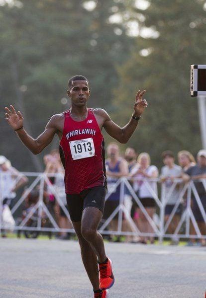 Sanca repeats as Homecoming 10-mile champ