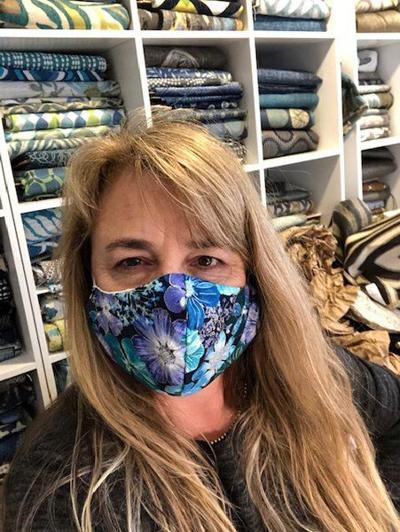 Rowley handbag maker switches to protective masks