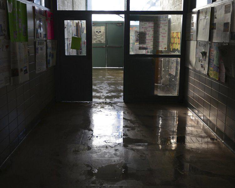 School Asbestos Removal Causes Worries Regional News