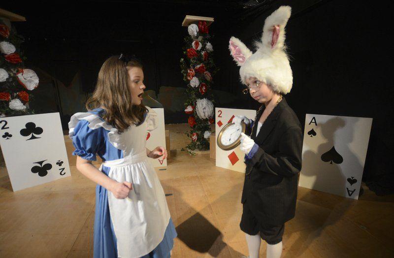 'Chasing rabbits'