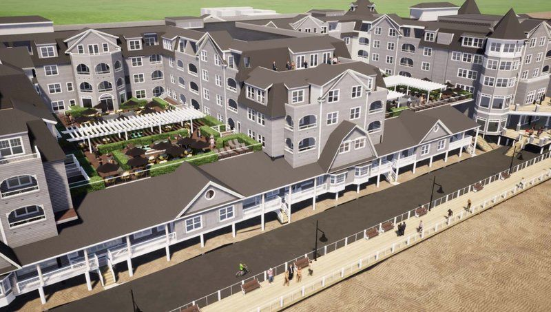 Salisbury Planning Board To Review Condo Complex Tonight