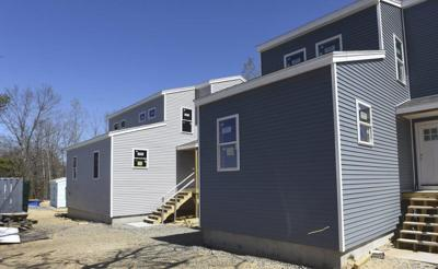 Habitat continues building houses in Salisbury — with precautions