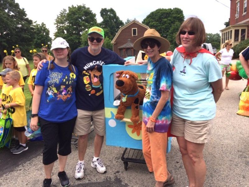 Salisbury Elementary PTA crowned champion of Grocery Cart Challenge