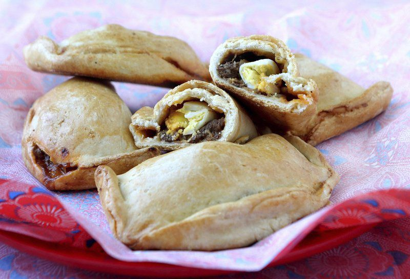 Emphasis on empanadas: Serve up a taste of Chile with classic beef and cheese pastries