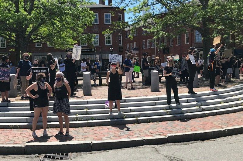 Newburyport rally calls for justice for George Floyd