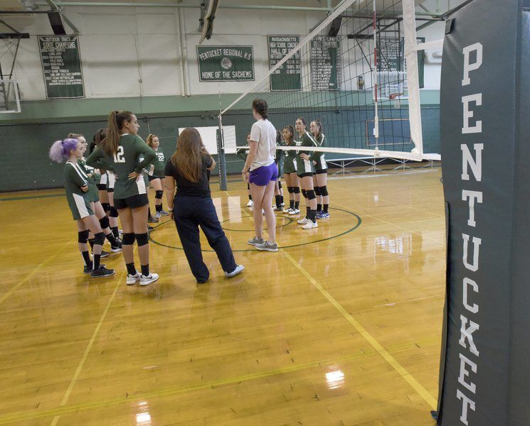 Setting the stage: Pentucket volleyball begins inaugural season tonight