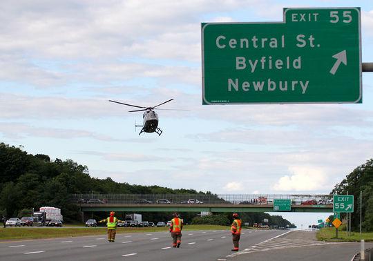 Amesbury man dies in I-95 accident | Local News | newburyportnews com