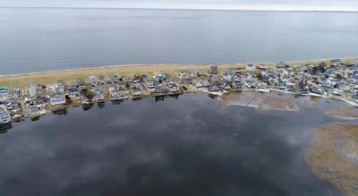 As I See It: Drone gives view of island's narrow spot