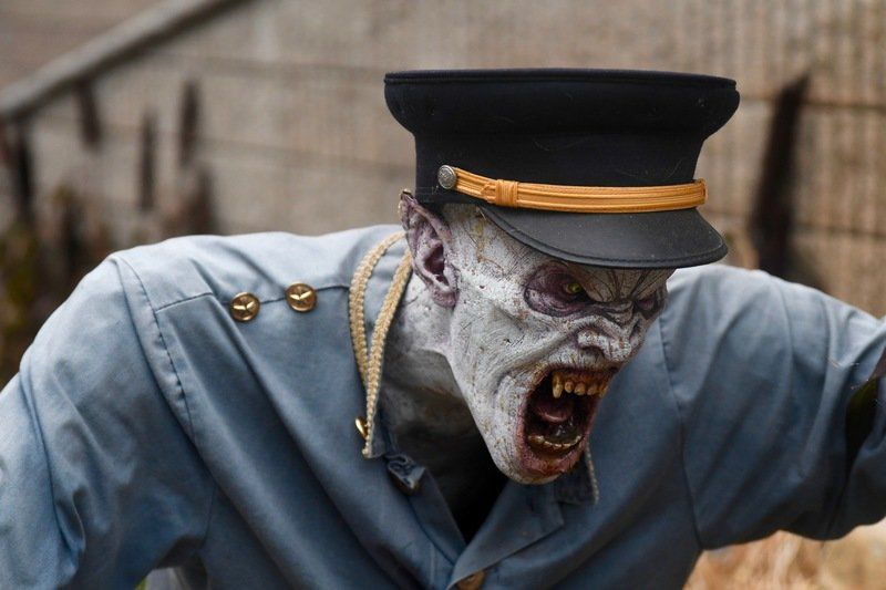 Monsters of the midway haunt Canobie Lake Park