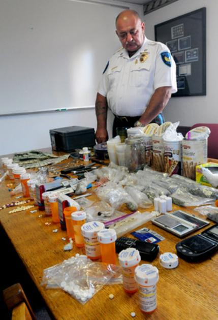 Police arrest father and son in drug bust | Local News