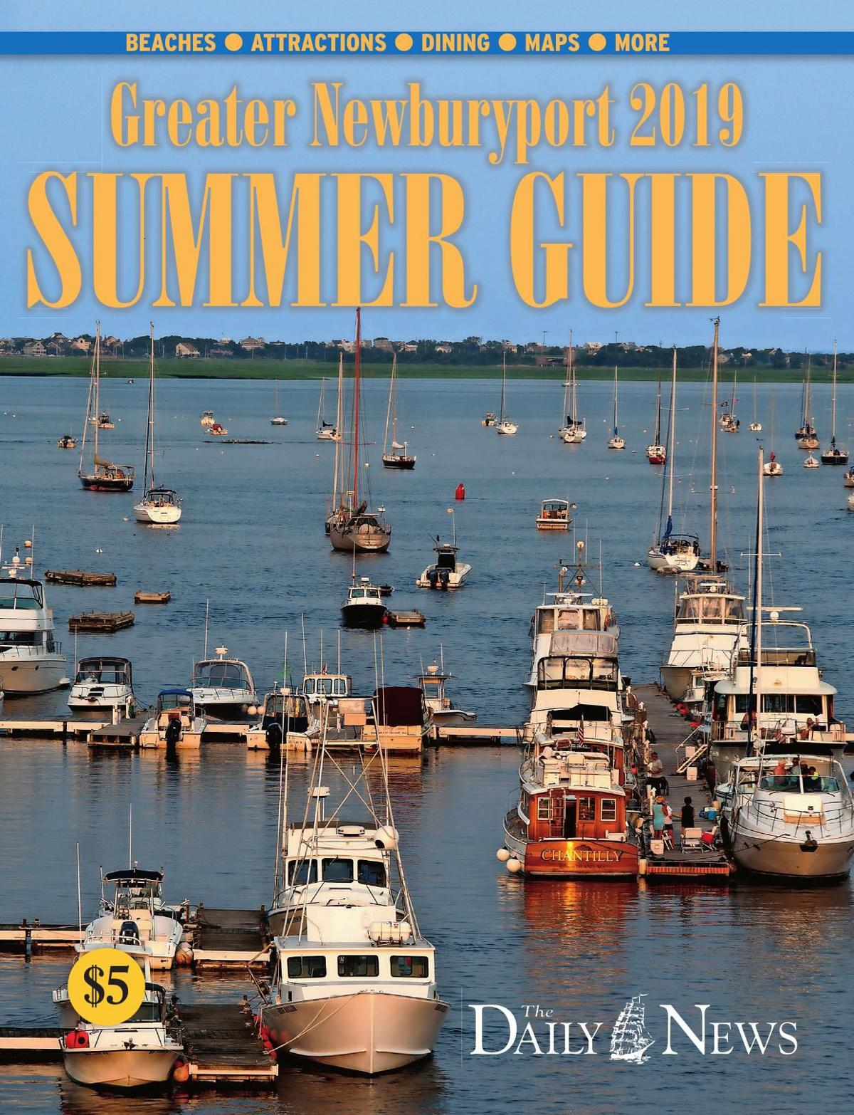 Greater Newburyport Summer Guide 2019
