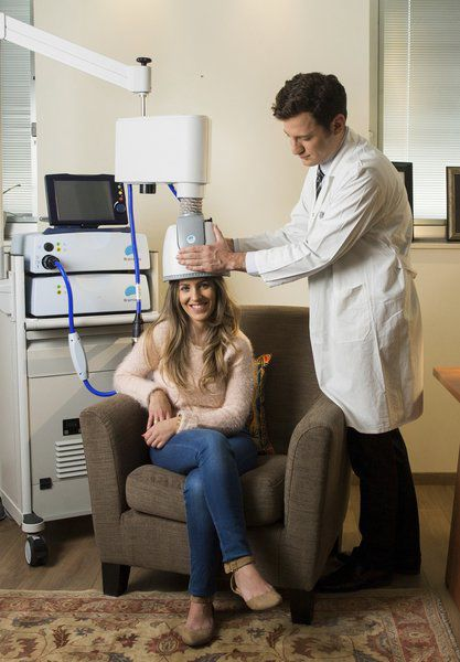 Psychiatrist offers new technology to battle depression