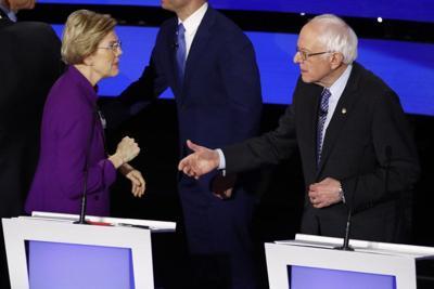 Warren-Sanders riftmakes progressives nervous