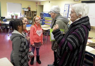 Seniors, children spend time 'Getting to Know You'