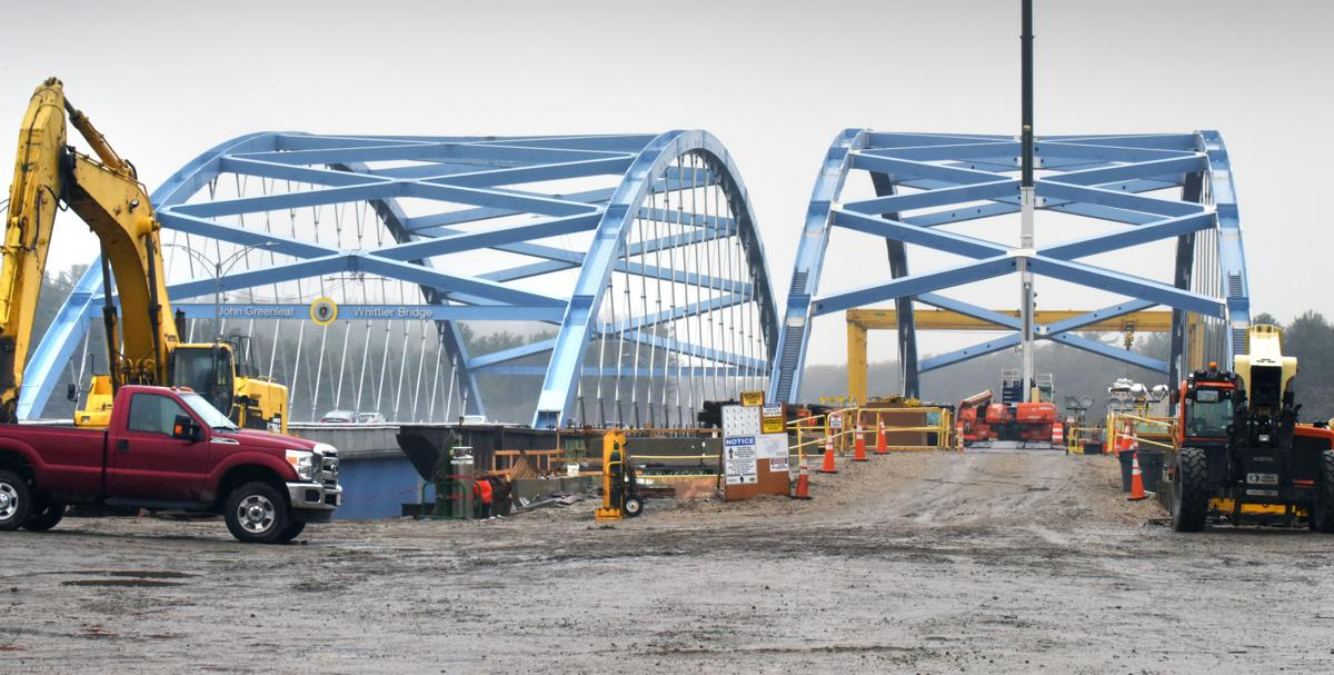 SLIDESHOW: Whittier Bridge demolished and rebuilt  Photos