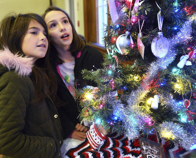 How lovely are thy branches: Festivals of Trees light up holiday season across the region