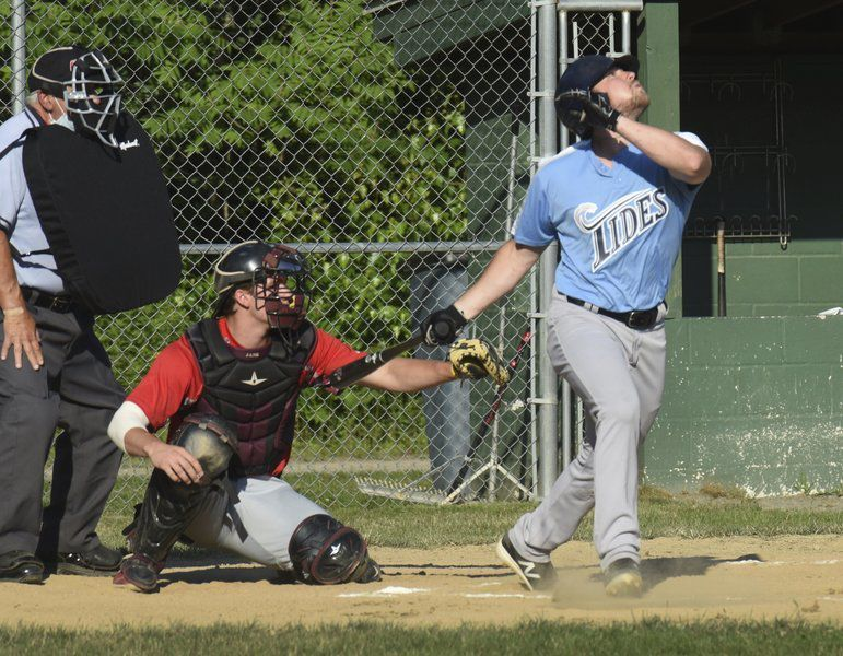 Newbury's Fecteau, former Angels draft pick, back in area with Northeast Tides