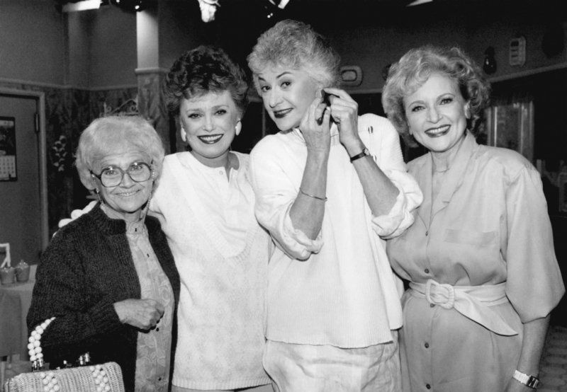 Ageless appeal: 'Golden Girls' continues to resonate 27 years later