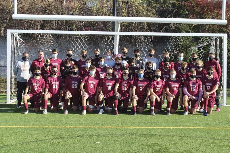 Newburyport boys soccer earns share of first CAL title in school history