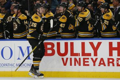During tough stretch, Carlo has become defensive constant for Bruins